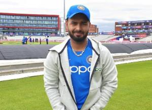 Rishabh Pant replaces Shikhar Dhawan in the World Cup matches 2019
