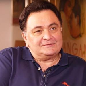 Is Rishi Kapoor feeling home sick, wondering about his return back home?