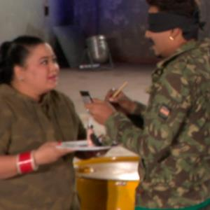 Shamita and Bharti get a makeover from Punit and Harsh