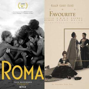 ROMA, THE FAVOURITE emerge favourites in diverse 91st Oscar nominations