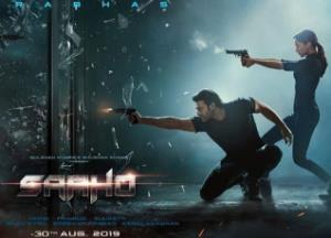 Catch the all new poster of Saaho