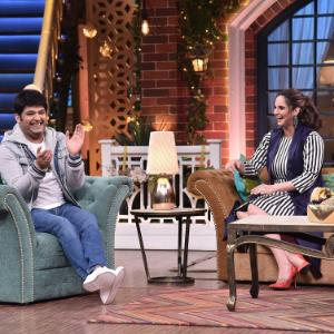 """""""I don't bother Shoaib with diaper changing duties, reveals Sania Mirza on The Kapil Sharma Show"""