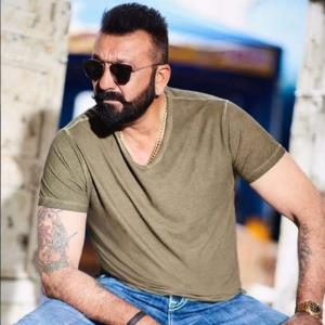 A 25 Kg protective shield for Sanjay Dutt