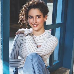 Sanya Malhotra all set to play a Gujarati character for the first time in Photograph
