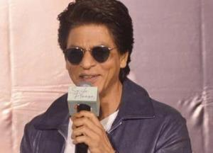SRK: There's bit of biographical writer in all of us