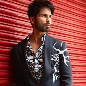 Why was KABIR SINGH exciting for Shahid Kapoor