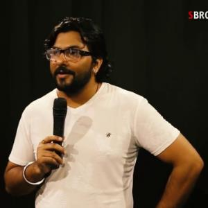 Shammi Chhabra elevates himself from comedy to scares