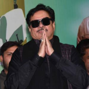 Why Shatrughan Sinha considers Poonam as his shield