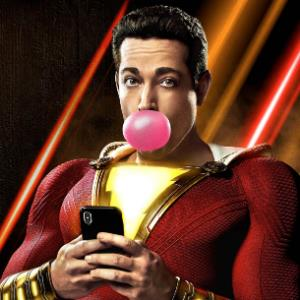 Levi opens up about physical change for SHAZAM!