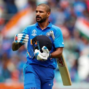This is what Shikhar Dhawan has to say on Australia