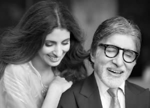 Big B shared a throwback picture that embarrassed daughter Shweta