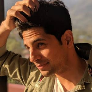 See who is the favourite Avenger of Sidharth