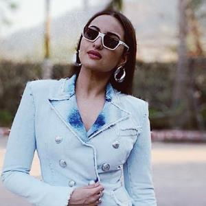 Know why Sonakshi Sinha takes time off