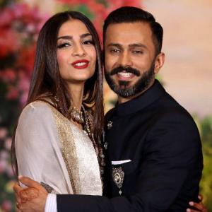 Love is tying shoelaces for Anand Ahuja