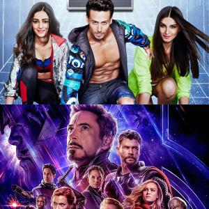 Tiger-Ananya's SOTY 2 is decent ; AVENGERS :ENDGAME approaching 350 crore!