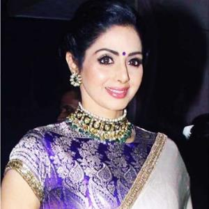 Sridevi's family holds puja ahead of her 1st death anniversary