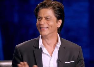 SRK's episode with David Letterman gets a release date