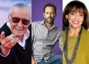 Stan Lee, Luke Perry remembered at Emmys 2019