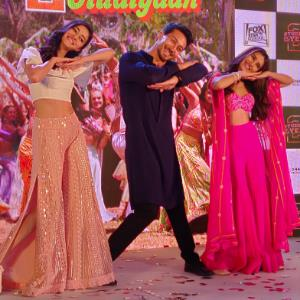 The dance song of the year from Student of the Year 2 is here