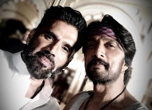 Pailwaan: Catch Sudeep and Suniel Shetty all in action in the latest trailer