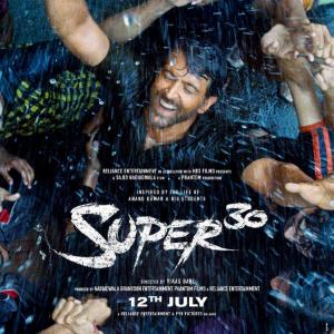 Ahead of the Super 30 trailer release, Hrithik Roshan shares the motion poster