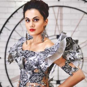 Taapsee: Progressive thinking have motivated women to break barriers