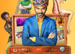 The con artist Dhanush in will steal your heart away, watch video