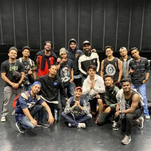 Indian crew The Kings win 'World of Dance'