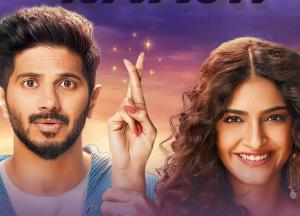 Dulquer Salmaan gets a 'LUCKY' surprise from Sonam Kapoor