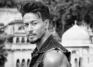 Tiger Shroff's latest picture from the sets of Baaghi 3