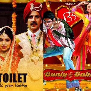 Land of Radha-Krishna attracts film makers by the dozen