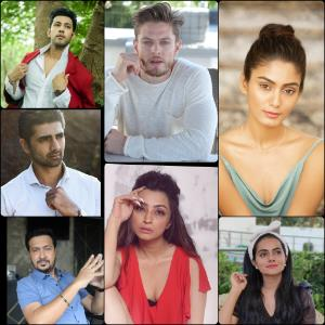 TV actors take steps to preserve the environment