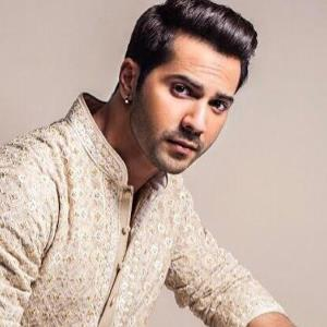 Varun Dhawan excited about 'Coolie No. 1' remake