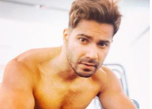 Varun Dhawan's Do the '#SD3 The Plank Challenge video goes viral!!!
