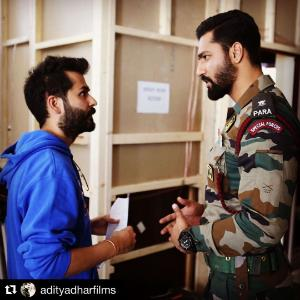 Vicky Kaushal remembers the making of the Uri film
