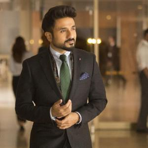 See what is challenging for Vir Das