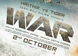 We see an ultimate face-off between Hrithik Roshan and Tiger Shroff