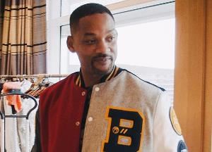 Will Smith releases new set of athletics gear