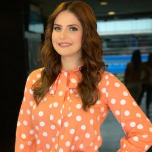 See what Zareen Khan has to tell about playing different roles