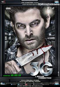 Neil Nitin Mukesh's fans are in for a treat; New 3G poster launched!