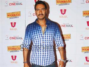 Ajay Devgn cheers for the teams of IPL in CL T-20!