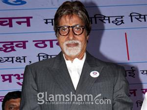Amitabh Bachchan to croon live for peace