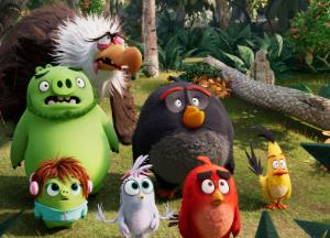 The Angry Birds movie 2 review : Critics Review, Rating, Cast & Crew