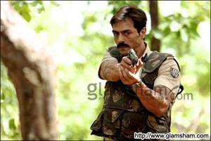 Arjun Rampal all geared up for CHAKRAVYUH