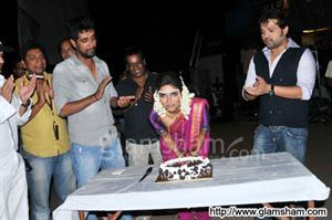 Asin had little time to celebrate her birthday