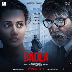 Badla movie review: Spell bindingly sensational, a terrific knock out