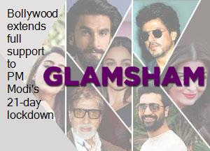 Bollywood extends full support to PM Modi's 21-day lockdown