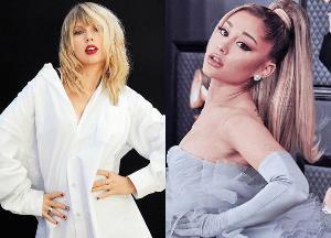 Taylor Swift, Ariana Grande & others spread awareness amid Covid-19 scare