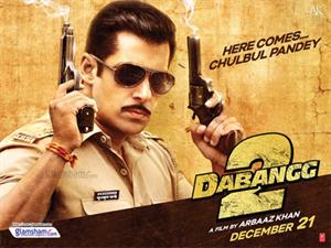 Salman Khan's DABANGG 2 collects Rs 77.16 cr in 4 days!