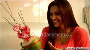 Who made Deepika's Valentine's Day memorable?